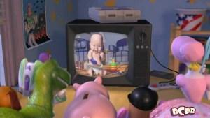 Tin toy Easter Egg