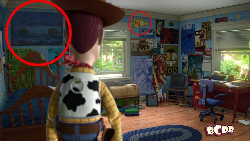 Toy Story Andy S Room Real Life