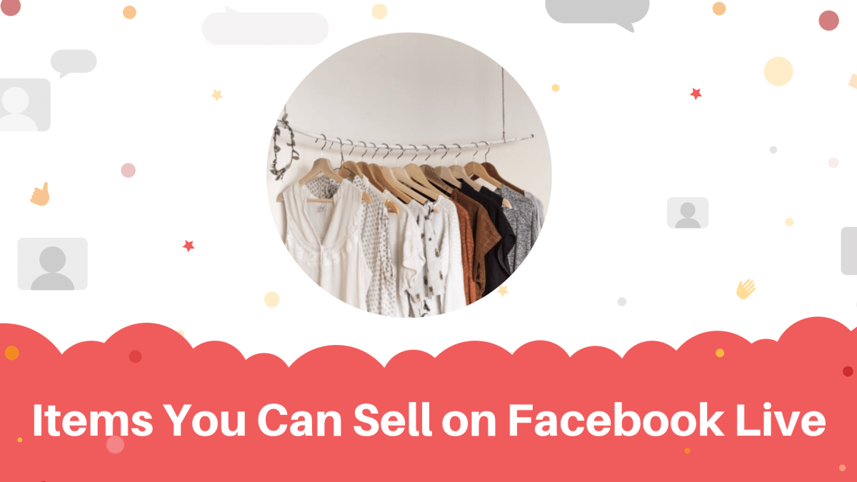 Facebook Live Sales
