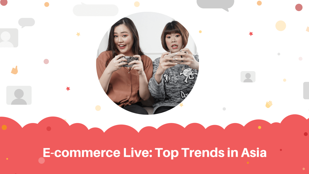 E-commerce live trends