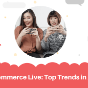 E-commerce live trends