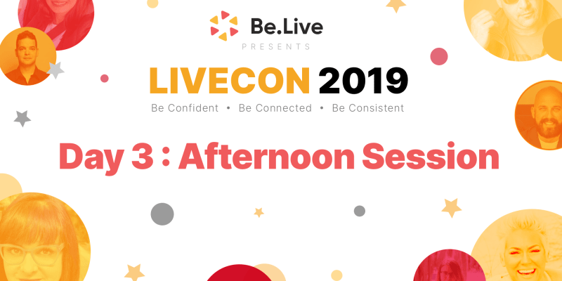 LiveCon Day 3