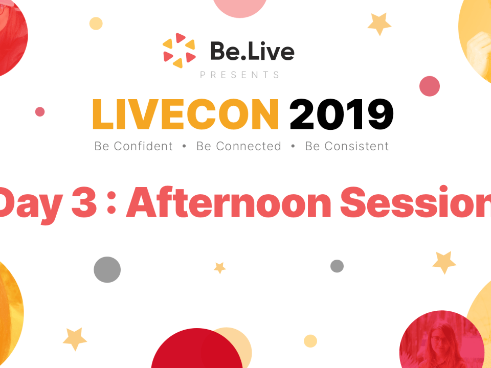 LiveCon Day 3