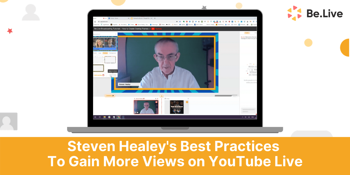 steven-healey-youtube-live