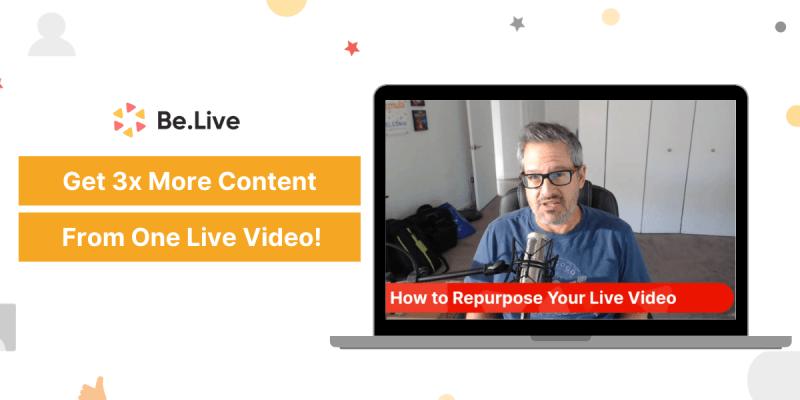 repurpose-live-video