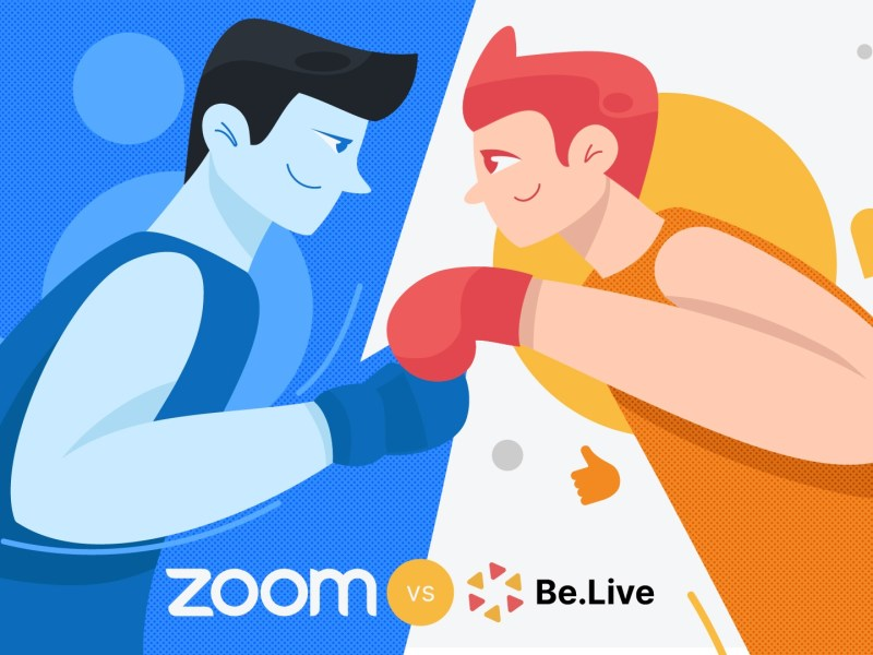 zoom vs belive