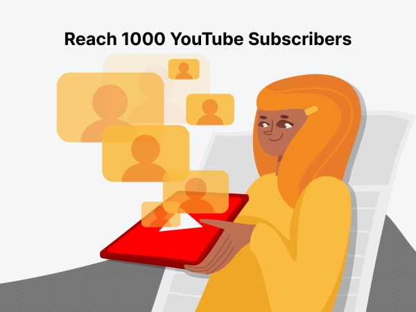 How To Reach 1,000 YouTube Subscribers With Live Streaming
