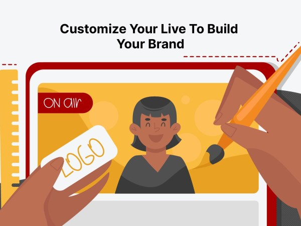 How To Customize Your Live Show For Effective Brand Building