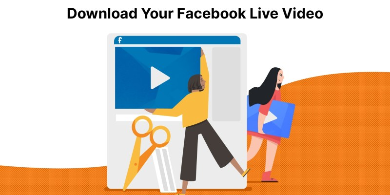 How To Easily Download Your Facebook Live Video