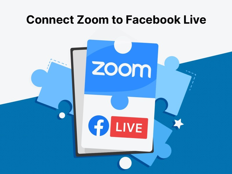 broadcast zoom to facebook live