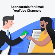 Sponsorship for Small youtube channels