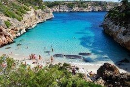 #Marrlorca, #Beach, #Beaches #CalaDesMoro