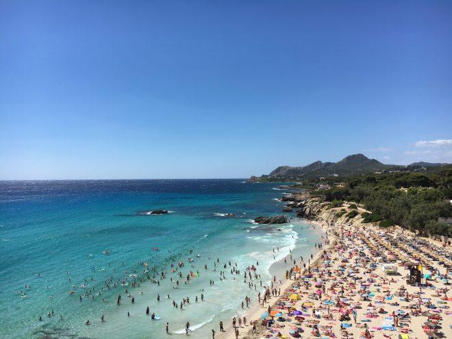#Beach #Mallorca #CalaRatjada #CalaRajada #SonMoll