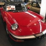 Verkauft! Einige Alfas gingen Anfang März in Stuttgart in den Verkauf