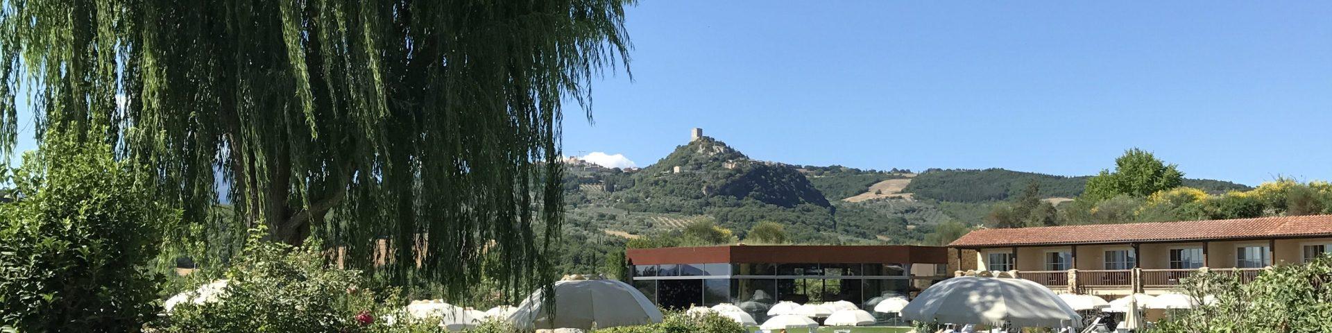 Ein 5-Sterne Landhotel in der Toskana