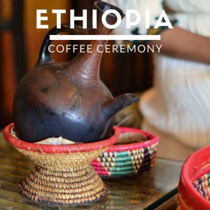 ethiopia coffee ceremony