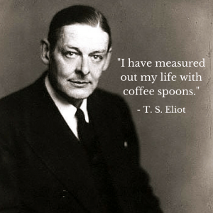 TS Eliot Coffee