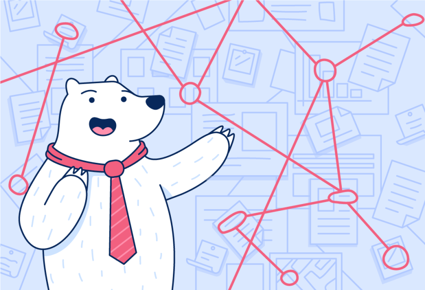 Bear Tips: Note Links are live now, here's how to use them