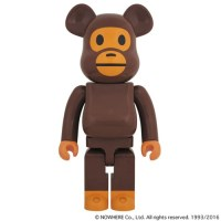 A BATHING APE BABY MILO 1000% ベアブリック (BE@RBRICK) [情報]