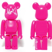 And A Love Me PINK ベアブリック(BE@RBRICK)