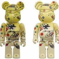WORLD WIDE TOUR 2 STUSSY 100% 400% ベアブリック(BE@RBRICK)[情報]