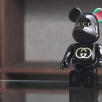 GUCCI 90th Anniversary 400% ベアブリック(BE@RBRICK)[情報]