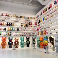 行ってきました!MEDICOM TOY EXHIBITION 15