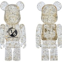 1/6計画 NOVELTY EARTH 100% JELLY BEAN ベアブリック (BE@RBRICK) [配布]