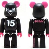 HMV ブラック シリーズ10 ベアブリック (BE@RBRICK)