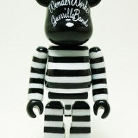 Wonder Worker Guerilla Band シリーズ22 ベアブリック(BE@RBRICK)