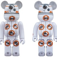 STAR WARS BB-8 ANA JET 100% 400% ベアブリック (BE@RBRICK) [再発売]