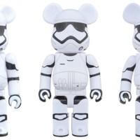STAR WARS FIRST ORDER STORMTROOPER 100% 400% 1000% ベアブリック (BE@RBRICK) [情報]