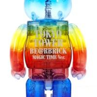 東京タワー MAGIC TIME Ver 400% ベアブリック (BE@RBRICK)