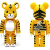 YEAR OF TIGER 100% ベアブリック(BE@RBRICK)