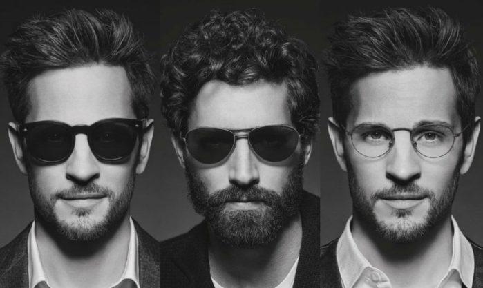 O Rosto Quadrado está cheio de novidades entre as Tendências para Barbas 2018