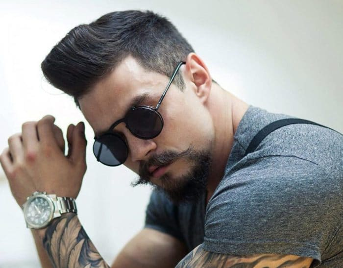 Aposte no Van Dyke para as Tendências para barbas 2018
