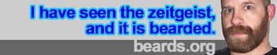 bearded zeitgeist