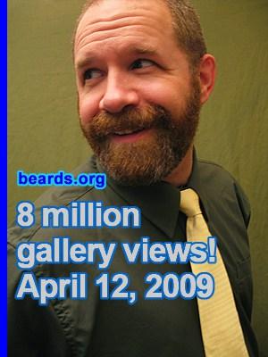 Steven: bearded adventurer at eight million!