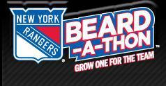 New York Rangers Beard-A-Thon: Grow one for the team!