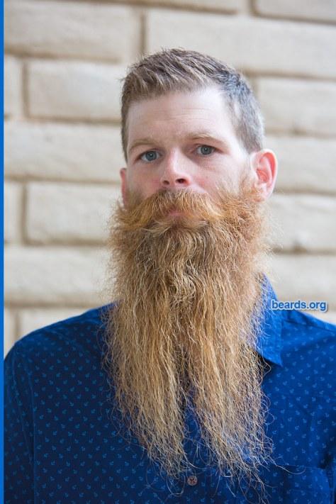 Wade's beard