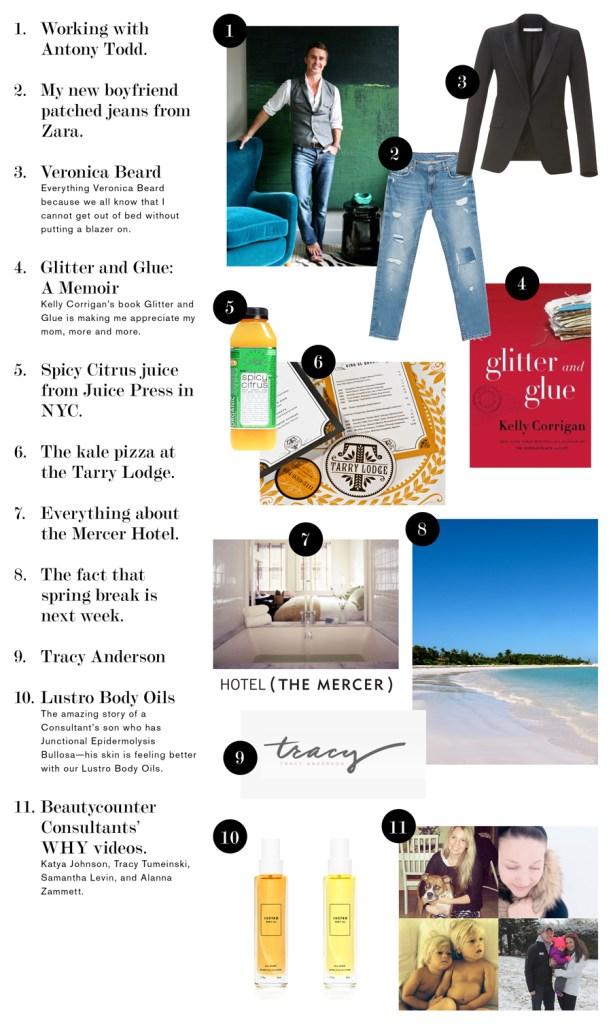 11 things gregg loved