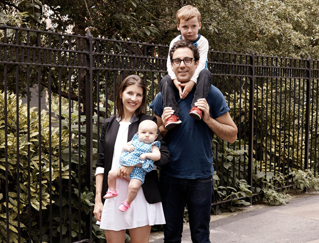 Rachel Blumenthal's Journey of  Work-Life Balance