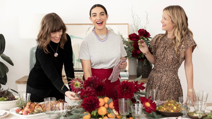 Party Planner: Our Guide to Hosting a Simple, Sustainable Holiday Gathering