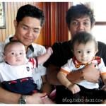 Alif, Aiman dan Pakcik2..