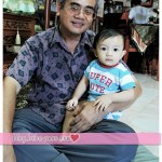 Happy Birthday Ayah!! Esok Alif datang celebrate sama-sama.. :D
