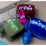 Nice gifts untuk budak2 made from Felt..
