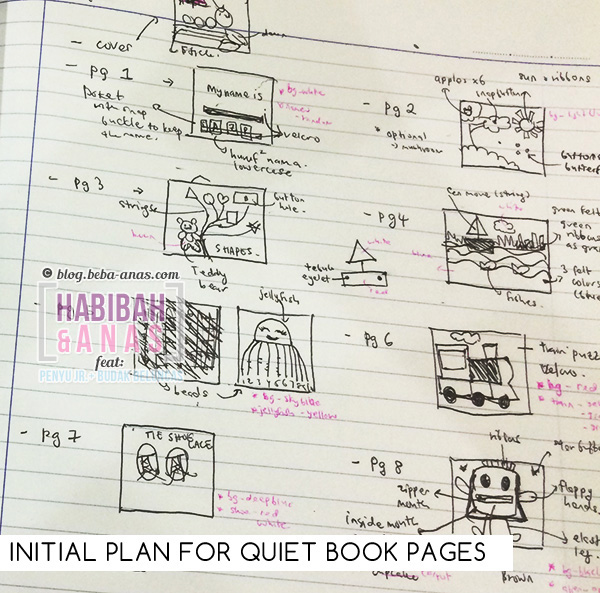 quietbookprogress-planningphase