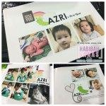 Azri's 1st Year Photobook