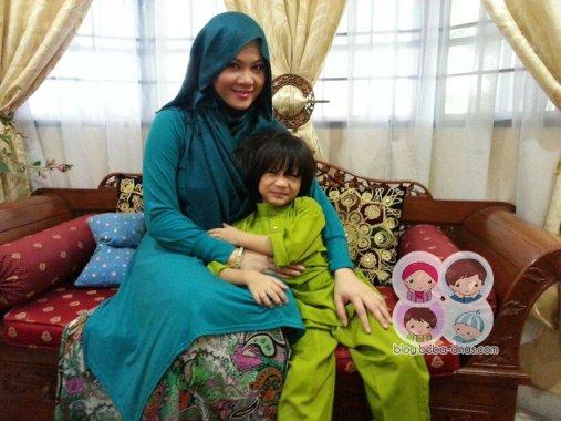 raya-aidilfitri-2013 - mak dan alif