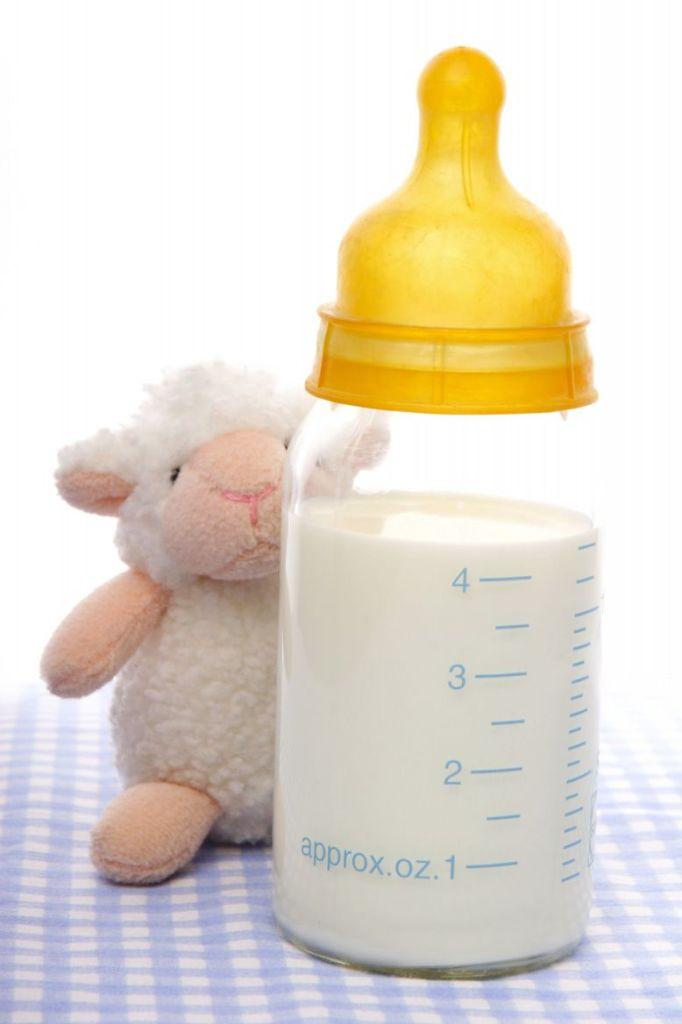 lait 2ème âge